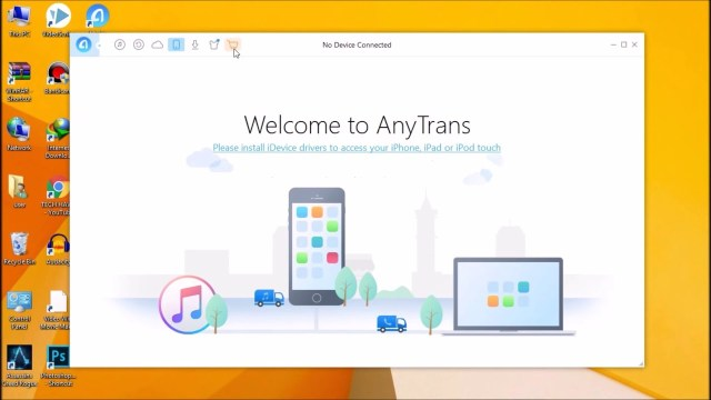 AnyTrans 8.1.0 Crack + License Key Free Download 2019 Latest