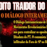 O TRAIDOR DO BRASIL