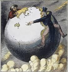 tio san e o globo