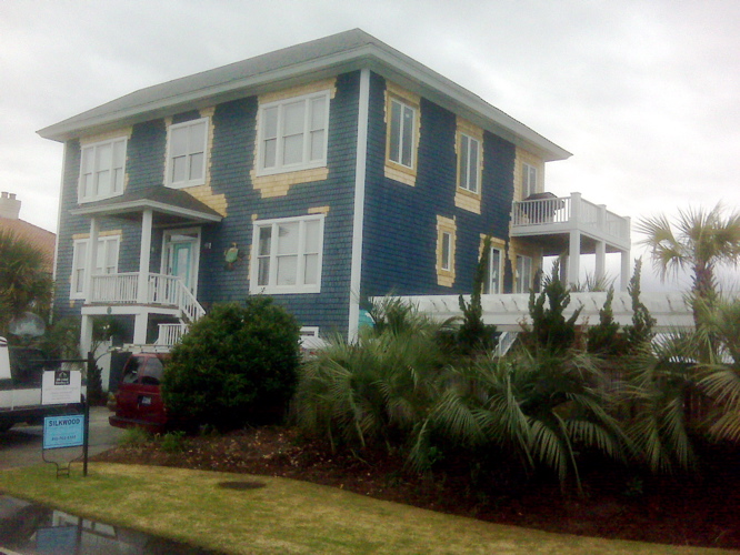 Wrightsville Beach home during