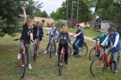 lato 2014 turnus 1 oboz terapeutyczny lq rowery 451 300 95 - Obozy terapeutyczne lato 2014