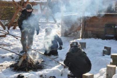 zima 2012 oboz terapeutyczny lq ognisko 451 300 95 - Obóz terapeutyczny zima 2012