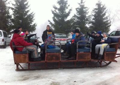Obóz terapeutyczny zima 2017
