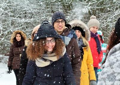 Obóz z psychoterapią dla nieśmiałej młodzieży – Zima 2020