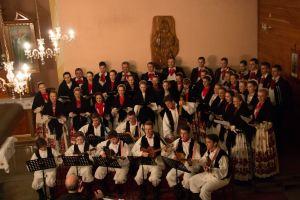Bozicni Koncert u Crkvi Sv Ivana Krstitelja Busevec 2014