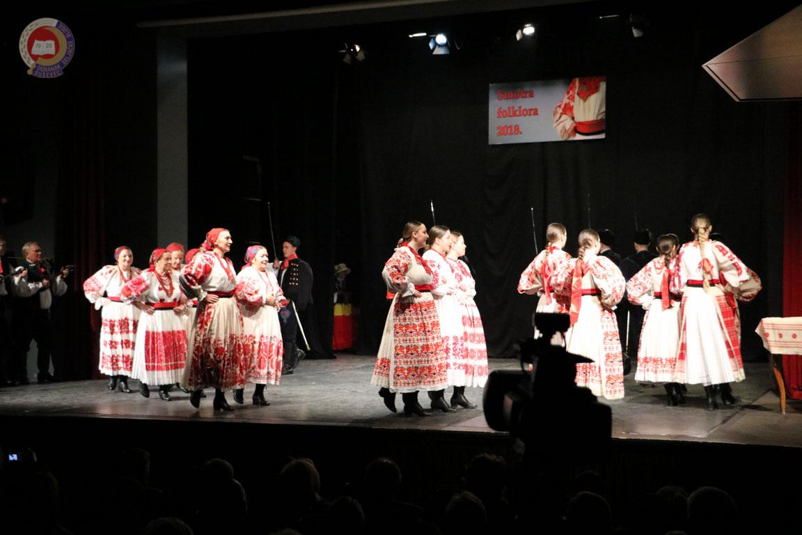 Smotra koreografiranog i izvornog folklora 2018-1