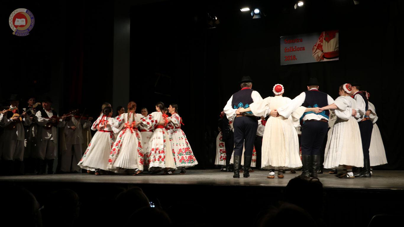 Smotra koreografiranog i izvornog folklora 2018-18