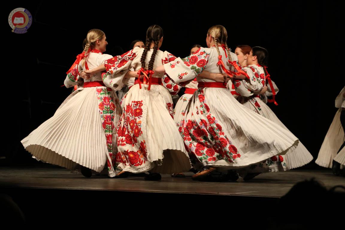 Smotra koreografiranog i izvornog folklora 2018-21