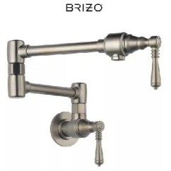 Brizo Kitchen Faucet Pull Down 美国brizo水龙头 Brizo洁具卫浴品牌 Brizo62810lf Ss水龙头 建材网移动版