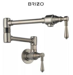 brizo kitchen faucet pull down reviews 美国brizo水龙头 brizo洁具卫浴品牌 brizo62810lf ss水龙头 建材网移动版