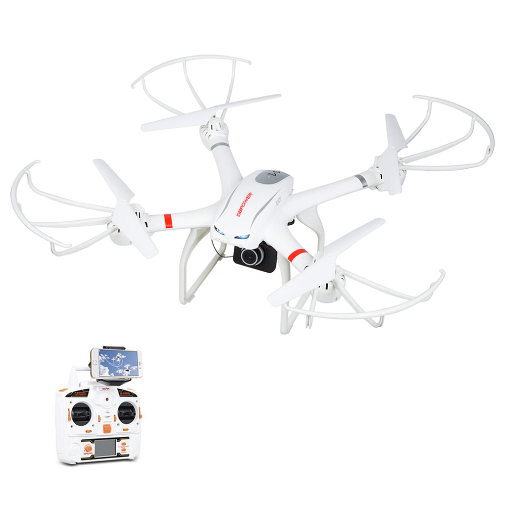 MJX X101C FPV RC Drone with HD 720P Wifi Camera Quadcopter