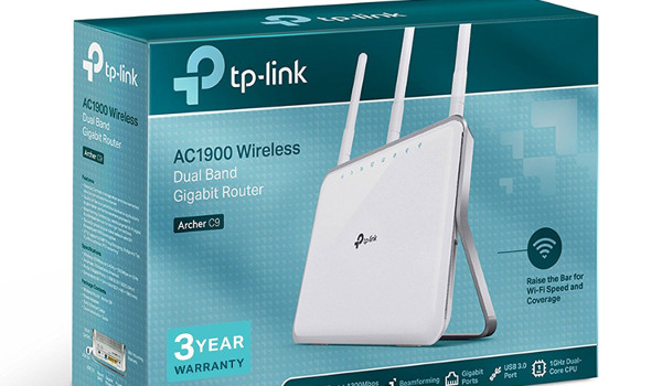 TP-Link 無線ルーター 設定