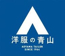 洋服の青山ロゴ