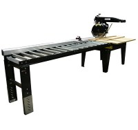 Roller Extension Table | OS Series Accessories