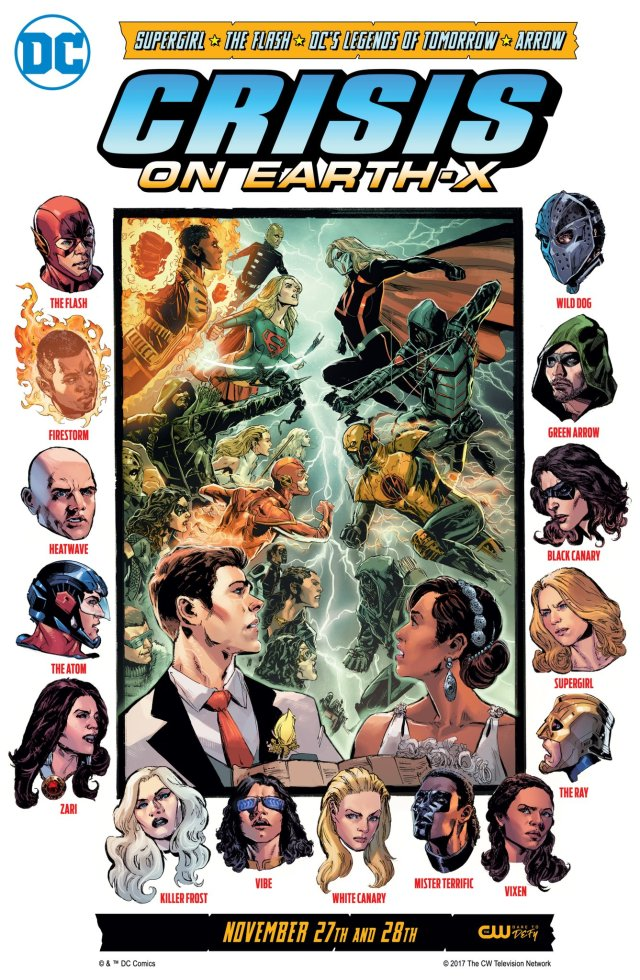 crossover crisis on earth-x