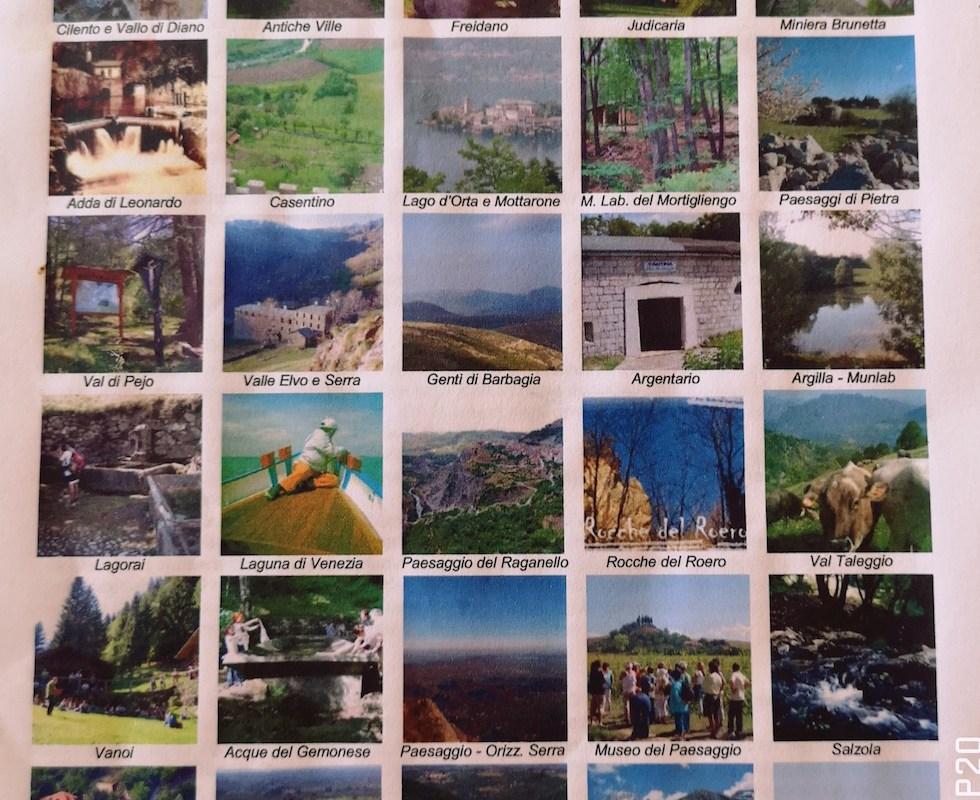 Manifesto Giornata del Paesaggio