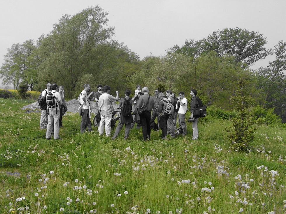 passeggiate nel paesaggio biellese