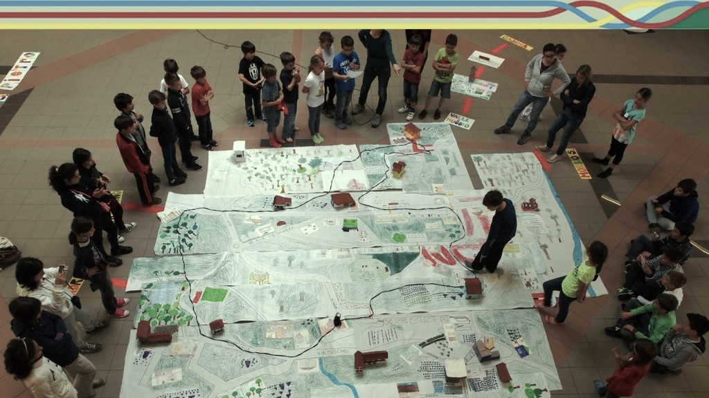 mappa comunità verrone biella