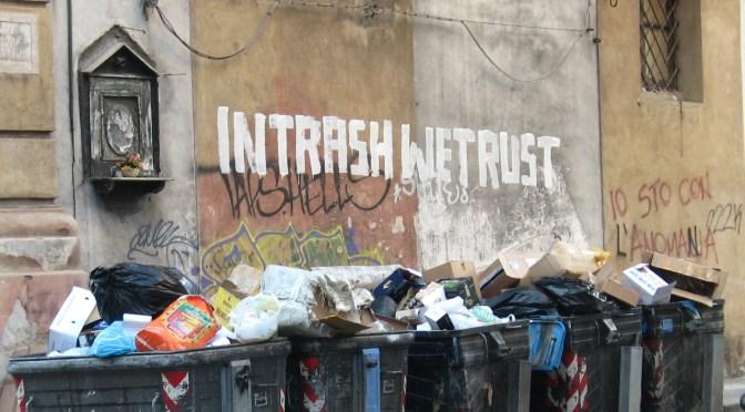 Che fine fanno i nostri rifiuti? Gli ultimi dati di ARPA Umbria