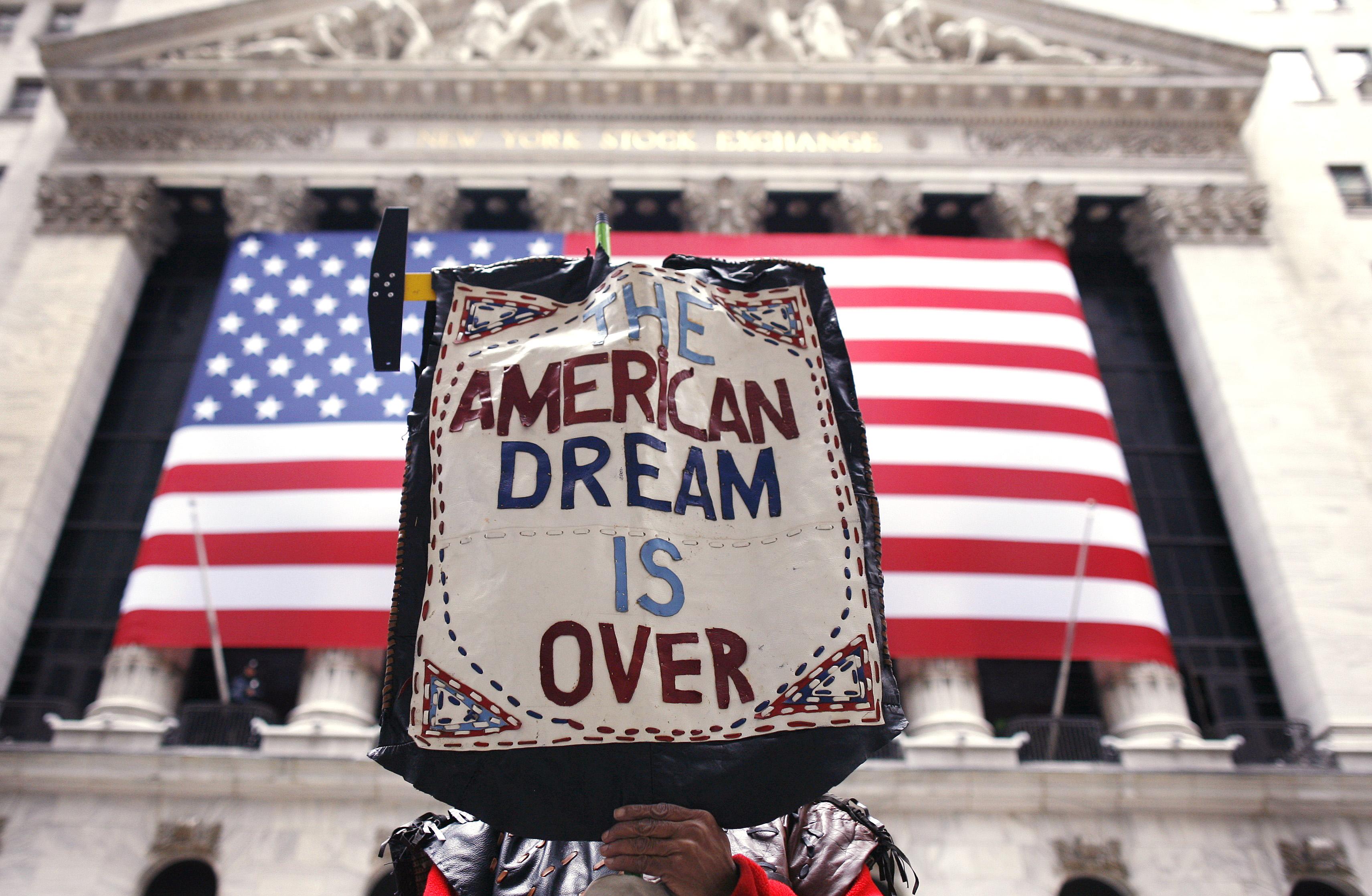 faglie sociali USA disuguaglianza povertà modello