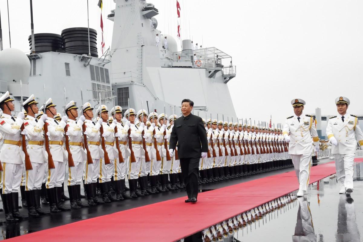 cina marina militare