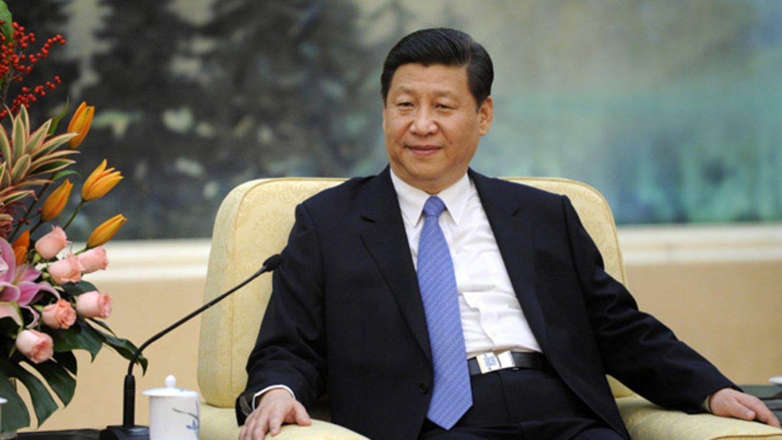 xI jiNPING Pechino