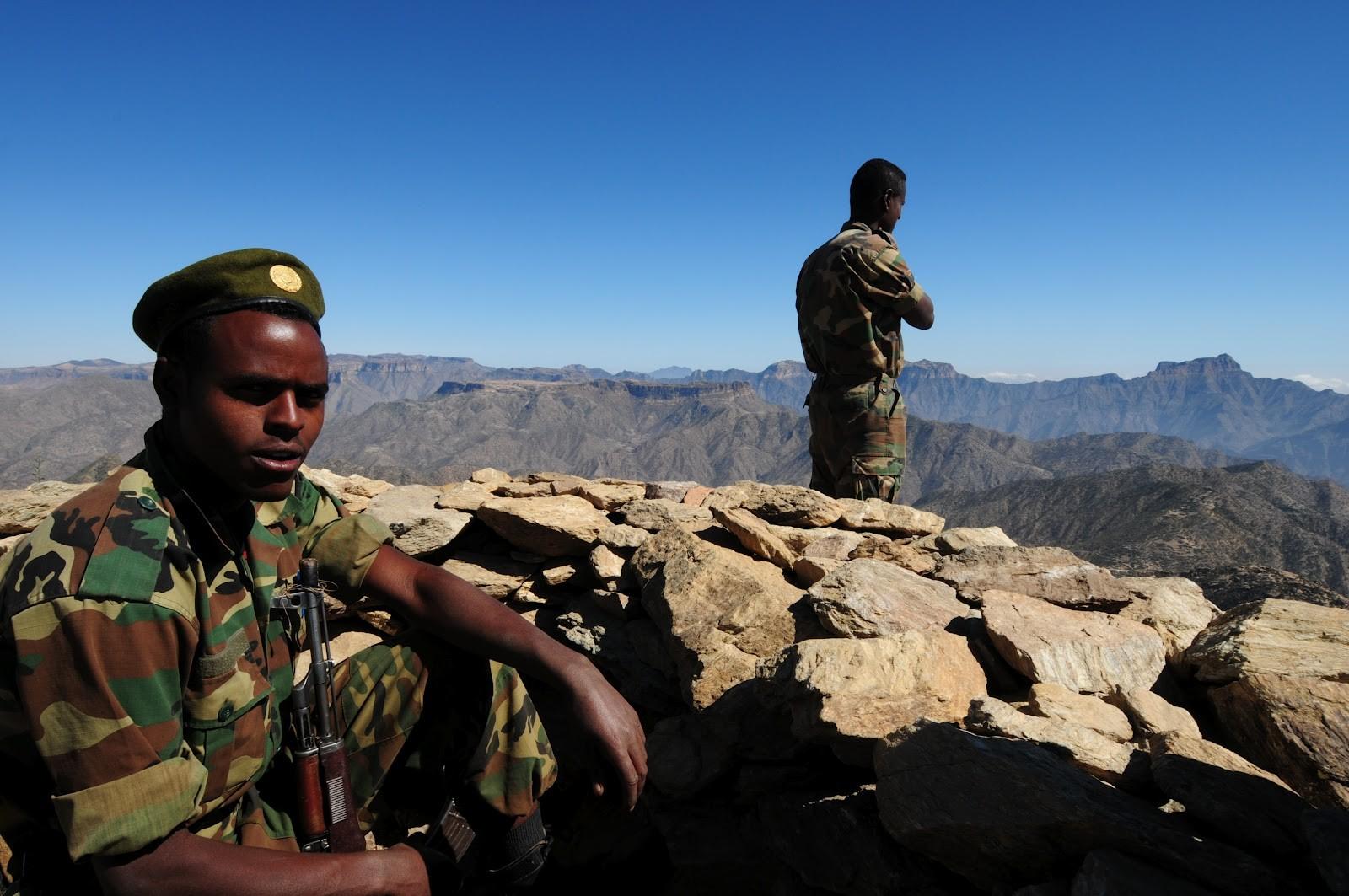 Etiopia guerra Tigray