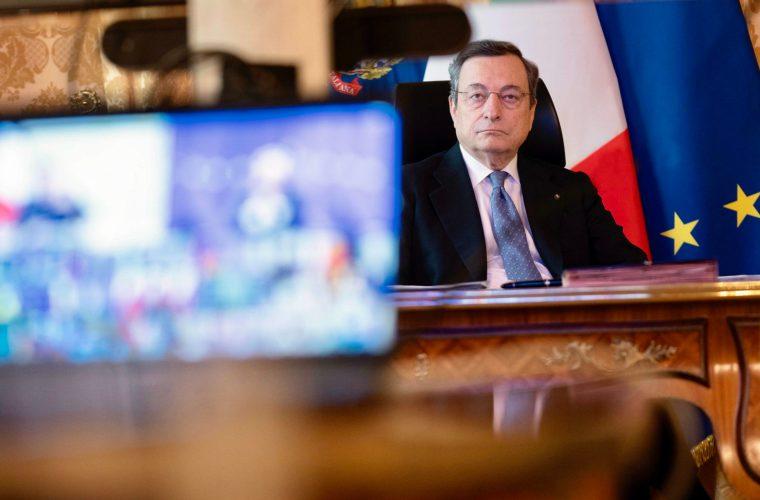 Draghi Lavrov Russia