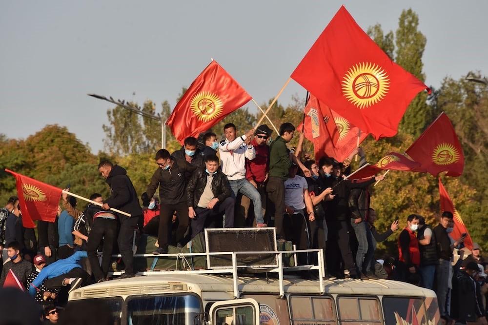 Kirghizistan Tajikistan