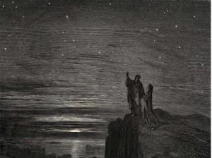 Gustav Doré -Illustrazione per la Divina Commedia di Dante (1861 - 1868)