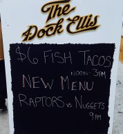 Dock Ellis lunch special