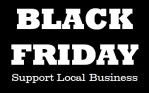 Black Friday Shop Local