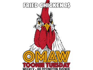 Ossington Food Specials - OMAW