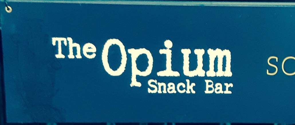 Opium Bar Now Open