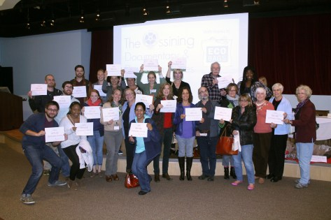 Ossining Pledges to Ban Plastic Bags!