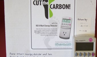 Kill-A-Watt Energy Detectors Available Now!