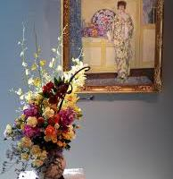 Art in Bloom ~ Artwork Paired with Flower Arrangements, June 25-27 2015