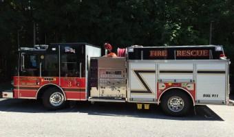 Ossipee Fire Department Heroes