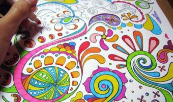 Adult Coloring Monday, June 12th, 6:30PM -7:30PM