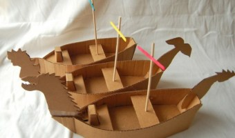 Build a Cardboard Boat~ Thursday, June 22 from 5-8 pm