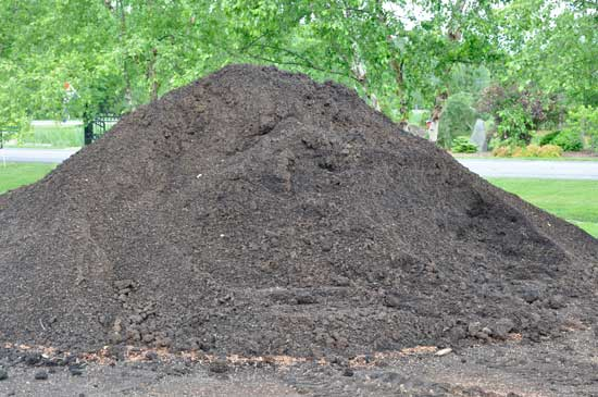 SURF & TURF COMPOST