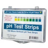 Vaxa pH Test Strips Pic