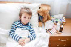 Keep Your Child Healthy After Antibiotics