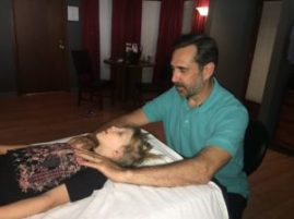 John and Client with Developmental Delays