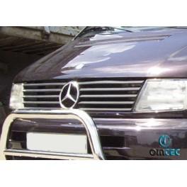 Ornamente inox grila radiator Mercedes Vito 1996-2003 W638