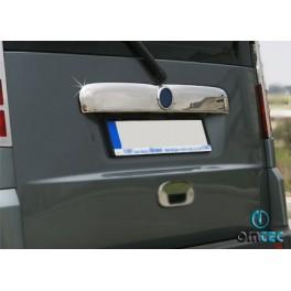 Ornament inox numar haion Fiat Doblo 2003-2009