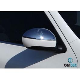 Capace oglinzi inox Nissan Juke 2011-2014
