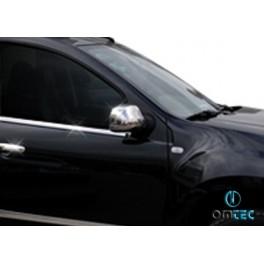 Capace oglinzi inox Dacia Duster 2012+