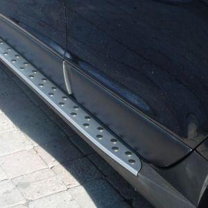 Praguri laterale originale din aluminiu si ABS Hyundai IX 35