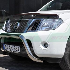 Bullbar bara protectie fata inox Nissan Navara 2010-2015